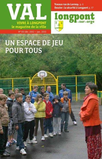 VAL 101 - Longpont-sur-Orge