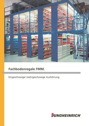 Fachbodenregale FMM.