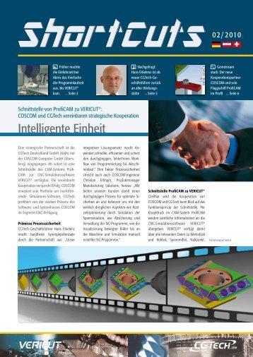 Intelligente Einheit - CGTech