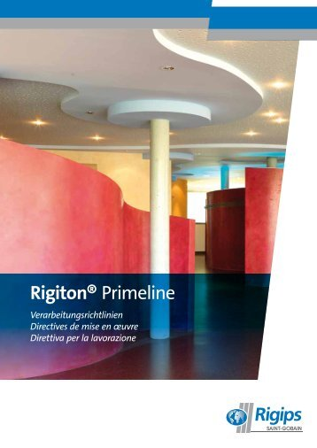 Rigiton® Primeline - Rigips