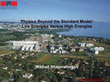 Mikhail SHAPOSHNIKOV (.pdf)