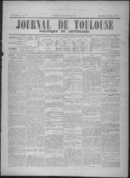 LITTÉRAIRE - Bibliothèque de Toulouse