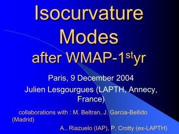 Julien LESGOURGUES (.pdf)