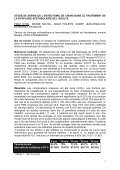 COMMUNICATIONS PARTICULIERES « JUNIOR » - Sotest - Page 7