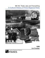 Download A Cultural History of Three Regional Parks - Capital