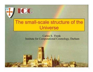 Carlos S. FRENK (.pdf)