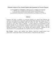 Elemental Analysis of NZ Nephrite Jade_final - UdG