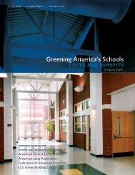 Greening America's Schools - Healthy Schools Network