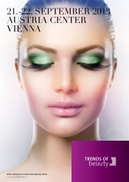 TRENDS OF BEAUTY WIEN 2013