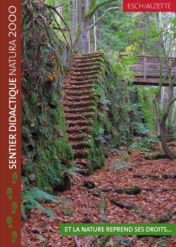 Sentier didactique Natura 2000 - Esch sur Alzette