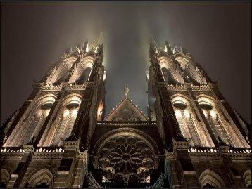 Orientation des cathédrales - Image