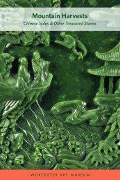 Jades Brochure - Worcester Art Museum