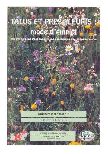 Téléchargement - Forêt Wallonne asbl
