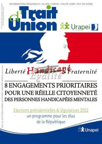 Mars 2012 - Ligue d'Auvergne du Sport Adapté