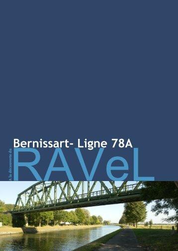 Bernissart- Ligne 78A - Velo-ravel.be