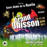 pdf_agenda_culturel_.. - Saint Jean de la Ruelle