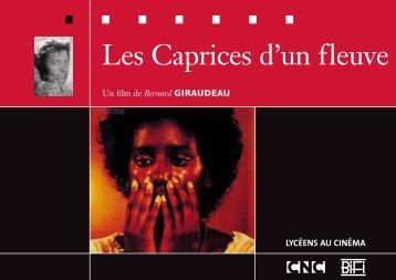 LES CAPRICES D'UN FLEUVE - Bibliothèque du film