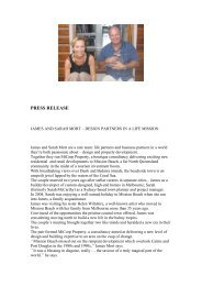 James and Sarah Mort - Property Developers   New Luxury Homes