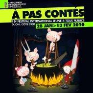 Téléchargez le programme! - Théâtre Dijon Bourgogne