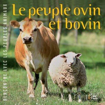 """""""Le peuple ovins et bovins"""" en pdf - One Voice"""