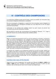 Partie IV-Champignons - Etat de Genève