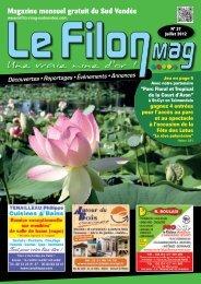 Sud Vendée - JUILLET 2012 - Le FiLON MAG
