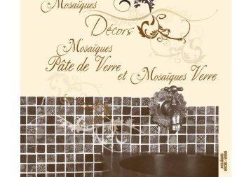 Mosaique Verre et Marbre BO - Coulommiers Carrelage
