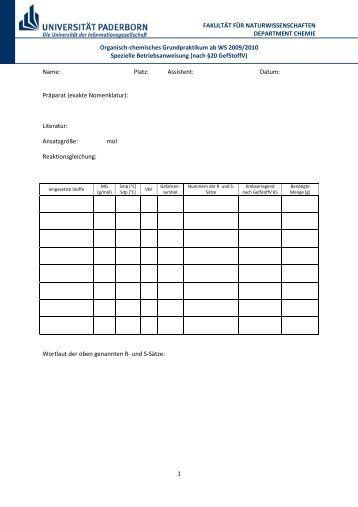 chemometrics and