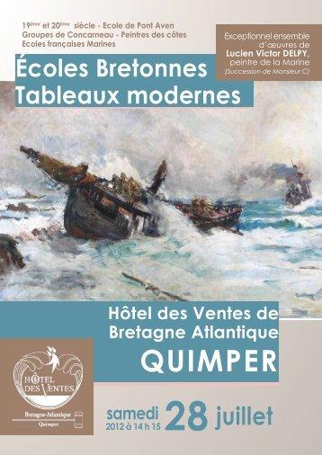 QUIMPER - Philippe Jamault Expert