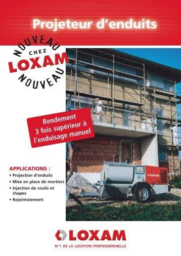Fiche technique (pdf) - Loxam