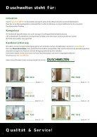Der Spezialist für barrierefreies Duschen! - Seite 2