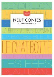 Neuf contes de Charles Perrault - Cndp