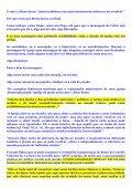 A Visão do Papa Bento XVI para o futuro da Igreja - Maria Mãe da ... - Page 5