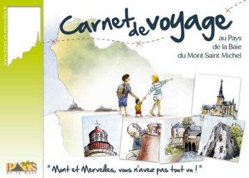Carnet de voyage en Baie du Mont Saint Michel - Office de Tourisme ...
