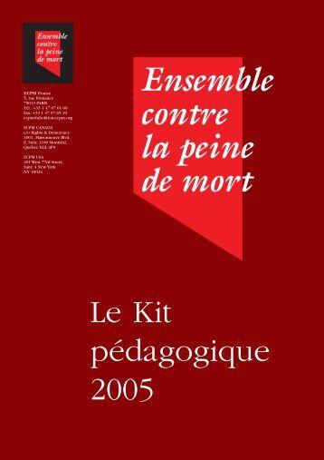 Ensemble contre la peine de mort - Amnesty International France