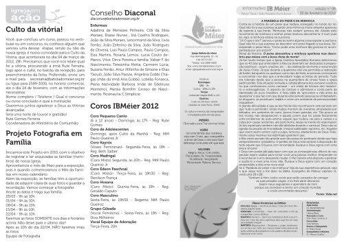 boletim 19-02-2012.pdf - Igreja Batista do Méier