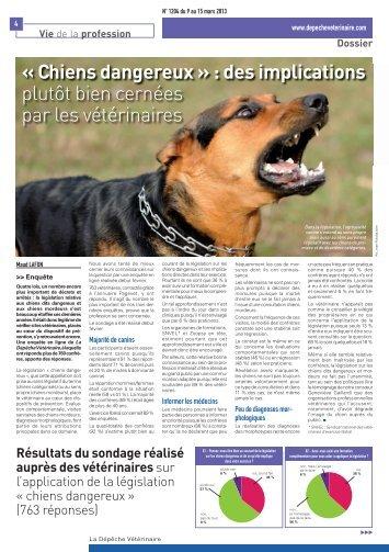 Liste chiens dangereux - Onex