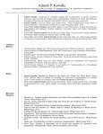 Adarsh Kowdle Resume - Cornell University - Page 3