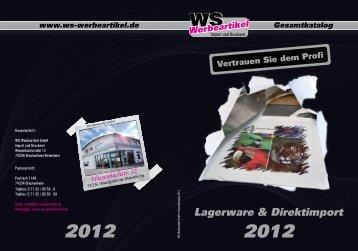 Top-Qualität - WS Werbeartikel GmbH