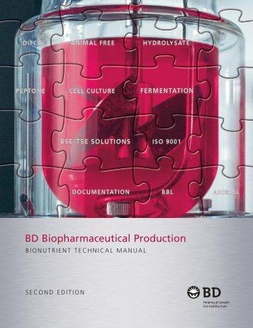 BD Biopharmaceutical Production