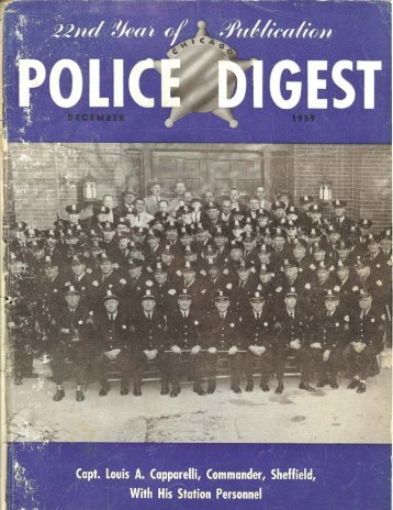 police digest - Chicago Cop.com