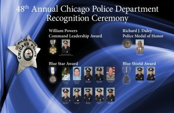 Award of Valor - Chicago Cop.com