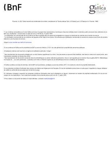 Fournier, A. (02). Guide raisonné de la fabrication ... - Faire-sa-biere.fr
