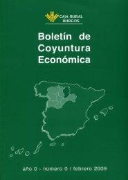 Boletín Coyuntura Económica Caja Rural - Asociación plan ...