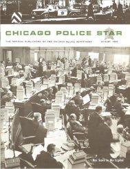 CHI AGO p LICE - Chicago Cop.com