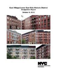LPC Designation Report.pdf - The New York Landmarks Conservancy