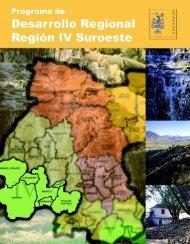 Programa de Desarrollo Regional Región I V 2000 ... - Transparencia