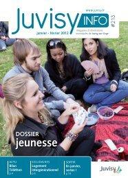 Télécharger le Juvisy Info n° 213 – janvier-février 2012
