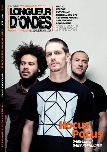 Hocus Pocus - Longueur d'Ondes