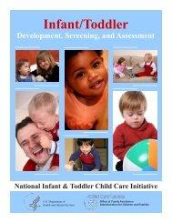 Infant/Toddler Development, Screening, and Assessment Module